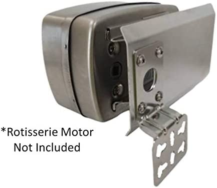 Electric Rotisserie Grill Motor Bracket Kits Spit Rod Counter Replace Holder