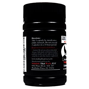 Midnight Power Male Enhancing Pills Best Erection Seller Fast Acting Extra Strenght – Increase Testosterone – Libido Booster - Energy, and Stamina Supplement for Men –7 Natural Ingredient-6 capsulse natural male enhancing - 41q0hdQbOJL - natural male enhancing