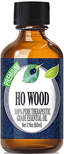 Ho Wood (60ml) 100% Pure, Best Therapeutic Grade Essential Oil - 60ml / 2 (oz) - One Wood 60