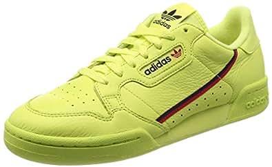 adidas Continental 80, Zapatillas de Deporte para Hombre, (Seamhe/Escarl/Maruni 0), 44 EU: Amazon.es: Zapatos y complementos