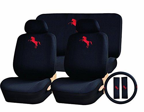 Mustang Pony Wheels - 4