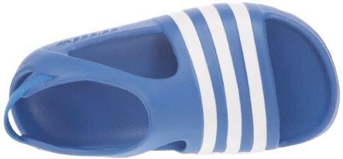 adidas ADILETTE PLAY I - Sandalias Unisex Niños Azul - Blau (BLUBIR/BLUBI)