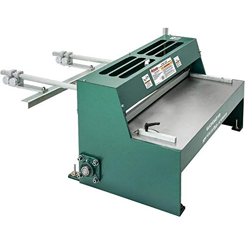 Grizzly G0828-25'' Benchtop Metal Shear by Grizzly (Image #2)