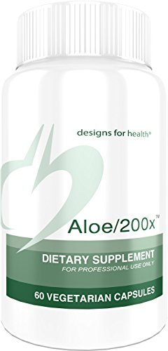 Cheap Designs for Health – Aloe/200x – 500mg, Organically Grown Aloe Vera Concentrate, 60 Capsules