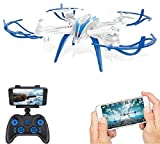 SUPER TOY Plastic Wi-Fi Mini Drone Camera Professional Quadcopter (Multicolor)
