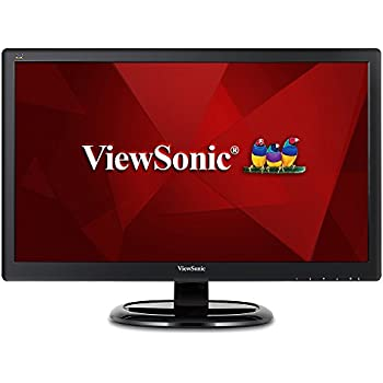 "ViewSonic VA2465SMH 24"" 1080p LED Monitor HDMI, VGA"
