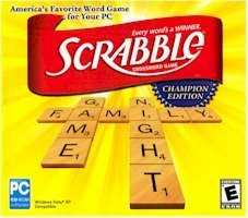 Scrabble: Champion Edition