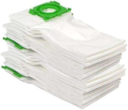 SEBO Genuine X1 X2 X3 X4 X5 Extra Pet XP2 XP3 5093ER Vacuum Cleaner Dust Bags (Pack of 16)