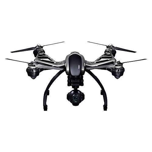 Yuneec Q500 4K Typhoon Quadcopter Drone RTF with CGO3 Camera, ST10+ & Steady Grip by Yuneec