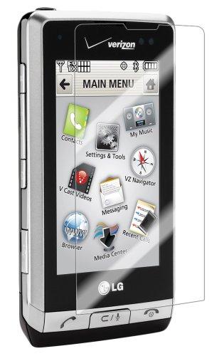 (IQ Shield LiQuidSkin Full Coverage Screen Protector for LG Dare (VX9700) HD Clear Anti-Bubble Film)