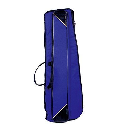 Jili Online Oxford Fabric Shoulder Bag Tenor Trombone Stage Bag for Trombonist Blue by Jili Online (Image #2)'
