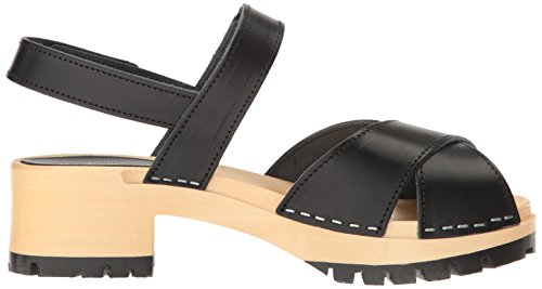 Tracta Swedish Hasbeens Black Womens Cross qv4zt