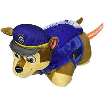 Amazon Com Paw Patrol Cuddle Pillow Chase Baby