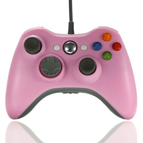 xbox 360 controller pink - 3