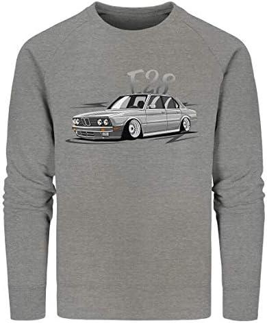 glstkrrn E28 No Skulldriver Sweatshirt