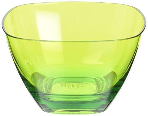 Mepra Polycarbonat Schale quadratisch für Baby (Olive)