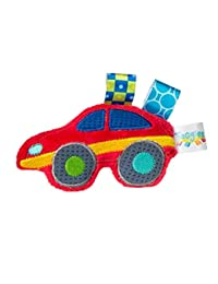 Taggies - Wheelies - Race Car Rattle BOBEBE Online Baby Store From New York to Miami and Los Angeles