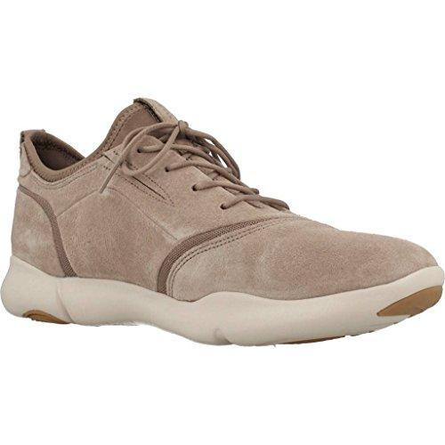 Sneakers 00022 Geox Beige U825ad Man 8qRx1w6ZP