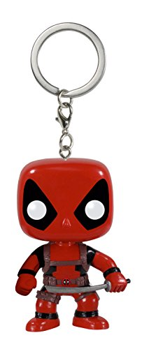 Price comparison product image Funko POP Keychain: Marvel - Deadpool Action Figure