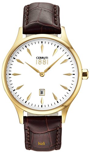 CERRUTI GIOVE Men's watches CRA082SG01DB