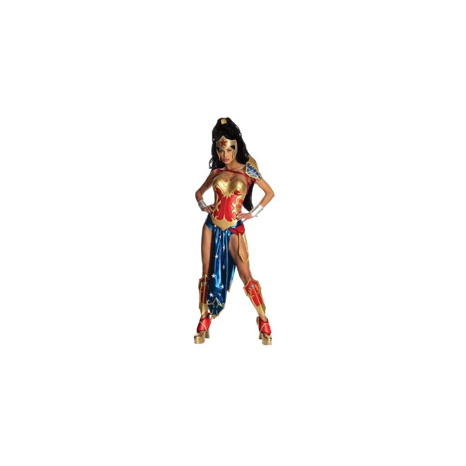 Adult Wonder Woman Costume (SizeLarge 11 13) Explore