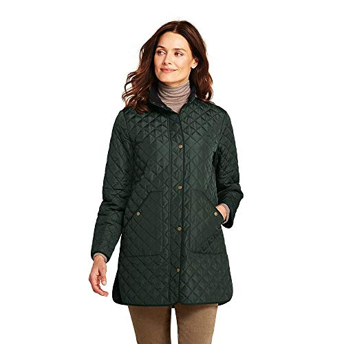 women quilted coats - 5