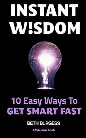 Instant Wisdom