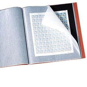 Leuchtturm 320148 Álbum para pliegos para 24 enteros Postales extragrandes de 340x370 mm