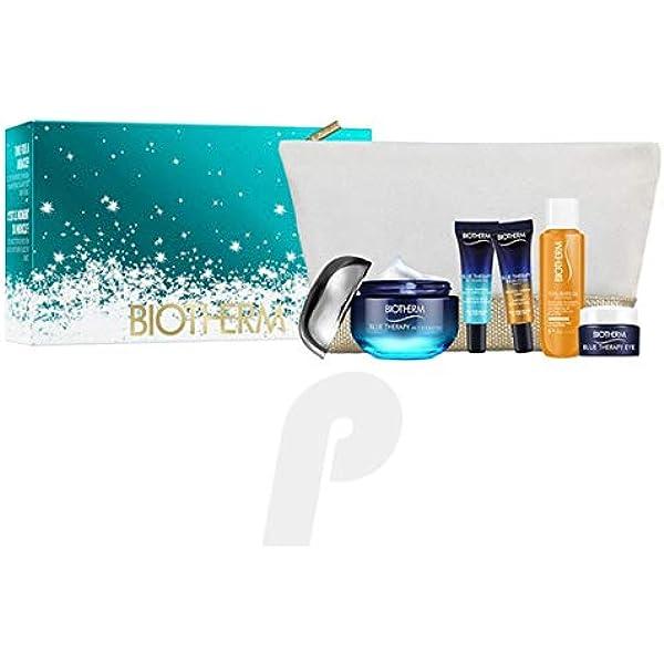 Biotherm Blue Therapy Accelerated Sérum Set de Serum Reparador, Crema de Noche y Crema de Día - 80 ml: Amazon.es: Belleza