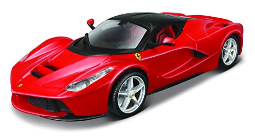 Maisto 1:24 Assembly Line LaFerrari Diecast Vehicle ()