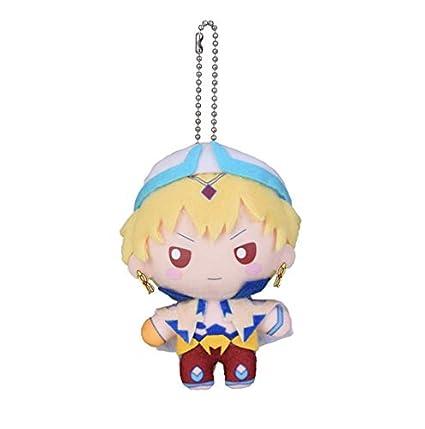 Amazon.com: Llavero de juguete de peluche con diseño de ...