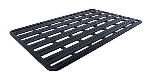 Rhino-Rack USA 42119BF Pioneer Platform Roof Rack Tray 100 in. x 62 in. 5 Planks Incl. Cross Bars Pioneer Platform Roof Rack Tray by Rhino Rack