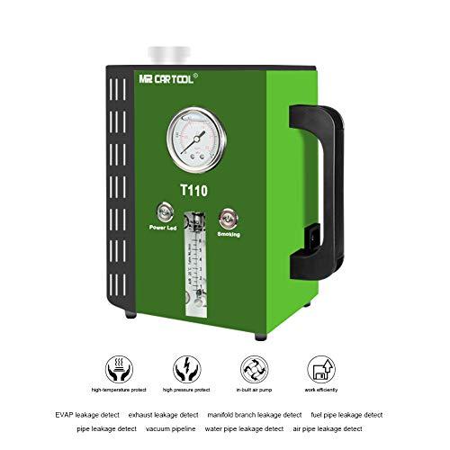 MRCARTOOL T110 2 MODE Automotive Fuel Leak Detectors Car Pipe Leakage Tester Car Leak Locator Automotive Diagnostic Leak Detector Support EVAP For Motorcycle/Cars/SUVs/Trucks/Boats by MRCARTOOL (Image #2)
