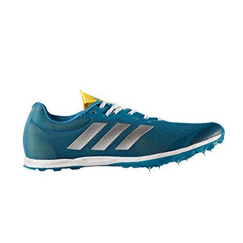 adidas Men''s XCS Running Shoes, (Petmis/Ftwbla / Eqtama), 6 UK 6 UK