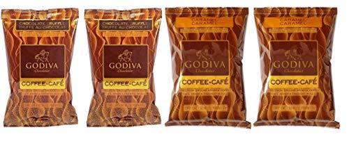godiva caramel coffee - 8