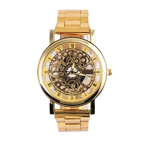 ZODOF Reloj Deportivo para Hombres Resistente contra Agua de Pulsera Digital con Luces Banda Desmontable de Multifunciones para Deportes Reloj de Hombre: ...