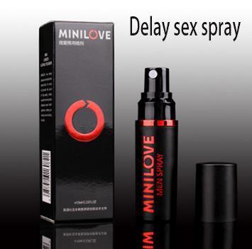 Minilove hommes Delay Spray Spray, Spray de désensibilisation pour hommes, les mêmes caractéristiques avec lidocaïne spray pour intimité prolongée 10 ml.