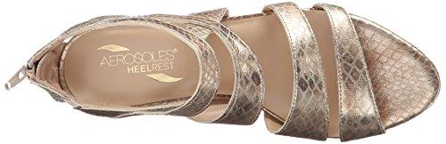 Dress Masquerade Gold Snake Sandal Aerosoles Women v8EwUqBaA8