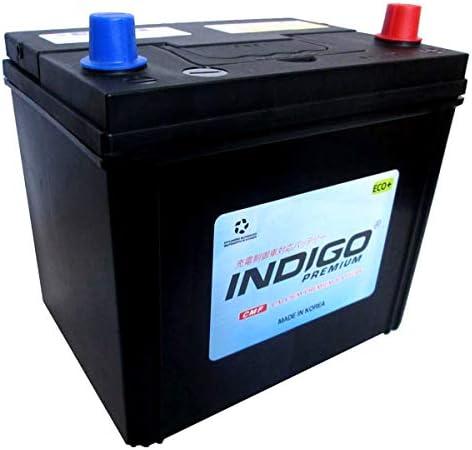 インディゴ バッテリー 95D23L スカイラインクロスオーバー DBA-J50 H21/7~ 充電制御車