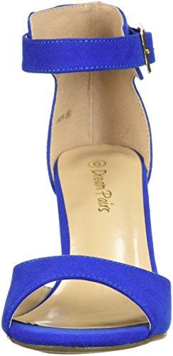 Droomparen Dames Hher Pomp Royal Blue