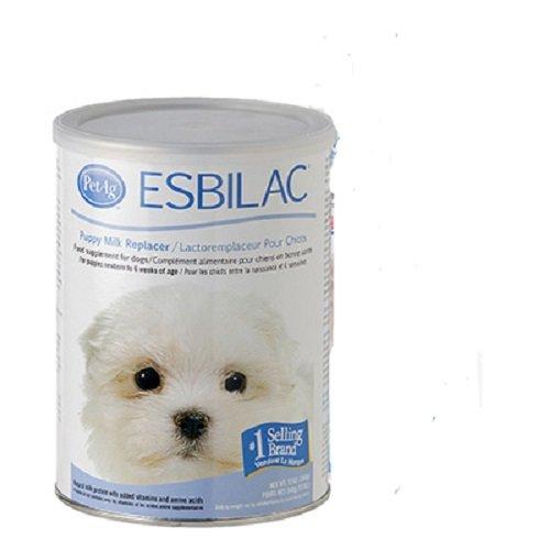 PetAg Natural 12 Oz Esbilac Powder Puppy Milk Replacer Food Supplement for Dogs (Esbilac Puppy Milk Replacer Powder)