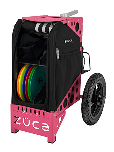 lf CART Onyx/Pink with Rack and Black Accessory Pouch ()
