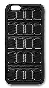 ACESR Cape Verde Flag iPhone 6 Hard Shell Case Polycarbonate Plastics Customize Case for Apple iPhone 6(4.7 inch) White
