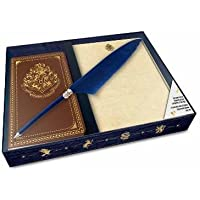 Harry Potter: Hogwarts School of Witchcraft and Wizardry Desktop Stationary Set (Stationery)