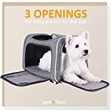 petisfam Top Load Cat Carrier for Medium