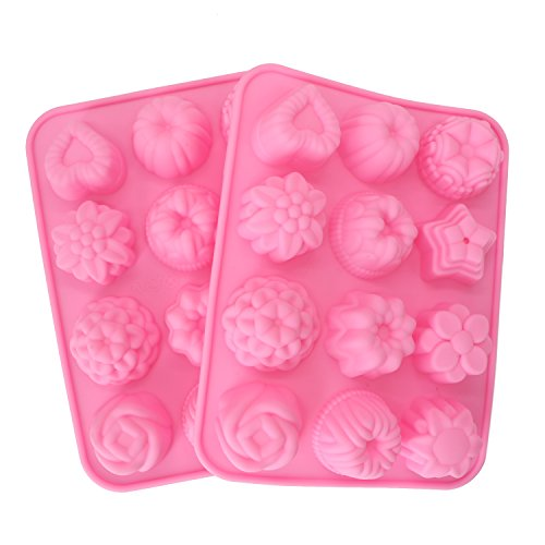 bestjybt-set-of-2-flowers-silicone-non-stick-chocolate-mold-soap-mold-cake-bread-mold-jelly-candy-ba