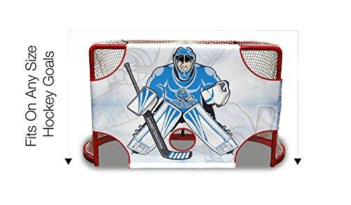 Franklin Sports Mini Hockey Passer – NHL – Automatic