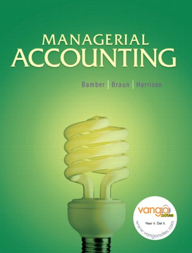 Managerial Accounting Value Pack (includes Accounting TIPS & MyAccountingLab with E-Book Student Access )