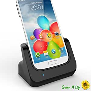 HDMI TV Out + Sync + Charge 3 in 1 Docking Cradle Station w/ USB Cable for Samsung Galaxy S4