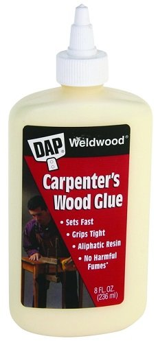 Dap 00490 8 Oz Weldwood Carpenters Glue ()